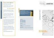 Landtagswahl 2013 Das Kreuz mit dem Stimmzettel Kontakt