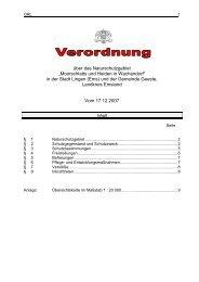 VO Moorschlatts und Heiden in Wachendorf-ok - Stadt Lingen