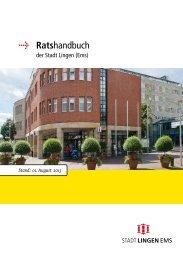 Ratshandbuch - Stadt Lingen
