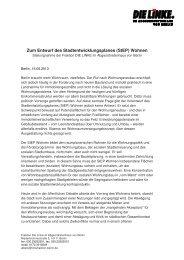 (StEP) Wohnen - Fraktion Berlin