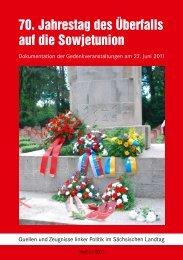 70. Jahrestag des Überfalls auf die Sowjetunion - Fraktion DIE ...