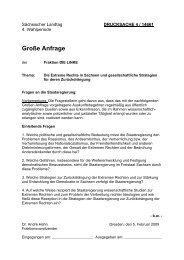 14661_AK4_GA Extreme Rechte 2009.pdf - Fraktion DIE LINKE im ...