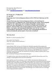 86. Sitzung der 4. Wahlperiode 19. Juli 2007 Einsetzung eines ...