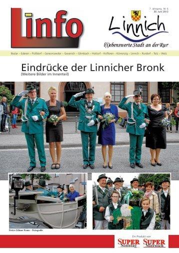 Linfo 06/2013 - Stadt Linnich