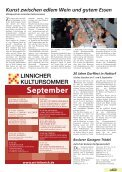 Linfo 08/2013 Teil 2 - Stadt Linnich - Page 5