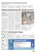 Linfo 07/2013 - Stadt Linnich - Page 3