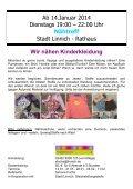 Frauenprogramm 1. Halbjahr 2014 - Stadt Linnich - Page 3