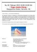 Frauenprogramm 1. Halbjahr 2014 - Stadt Linnich - Page 6
