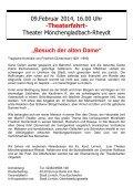 Frauenprogramm 1. Halbjahr 2014 - Stadt Linnich - Page 7