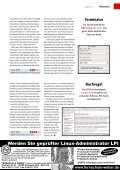 Ausgabe 06/2013 jetzt herunterladen - Linux User - Seite 6