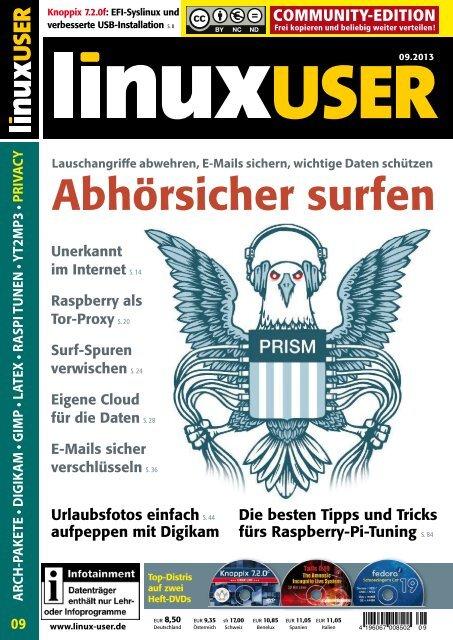 zum Download - Linux User