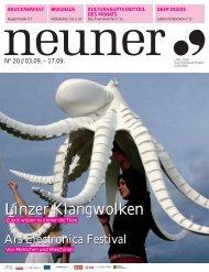 Neuner, Ausgabe 20: 3. September - Linz09