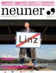 Neuner, Ausgabe 25: 12. November - Linz09