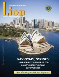 Feb – Mar 2010 6mb - Lions Clubs Australia