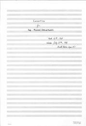 Rosner - Concertino, op. 39