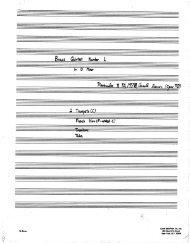 Rosner - Brass Quintet, op. 70