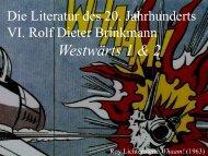 Folien - Literaturwissenschaft-online
