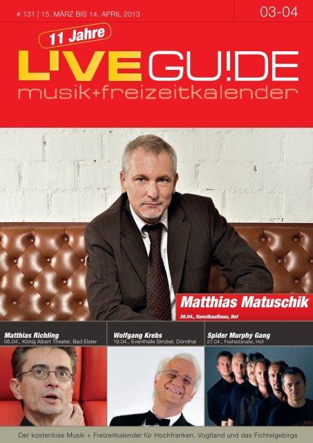 Matthias Matuschik - Livegui.de