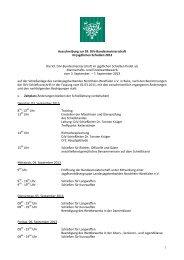 Ausschreibung DJV-Bundesmeisterschaft im jagdlichen Schiessen ...