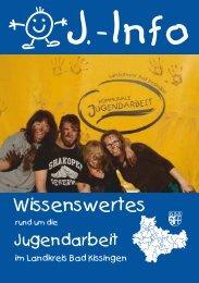 Wissenswertes rund um die Jugendarbeit - Landkreis Bad Kissingen