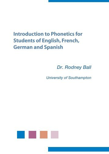 PHONETICS MANUAL.indd - HumBox