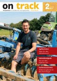 Agritechnica: Tipps für den Messebesuch ... - LMV-Jobbörse