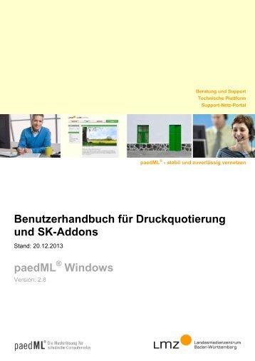 Benutzerhandbuch - Landesmedienzentrum Baden-Württemberg