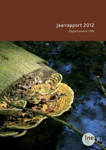Download het jaarrapport 2012 (pdf, 2MB) - Departement Leefmilieu ...