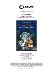 Gespensterjäger auf eisiger Spur – Band 1 - Loewe Verlag