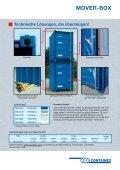 MOVER-BOX Ideal als Selfstorage-Lager und für Möbelspediteure! - Page 2