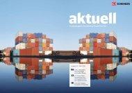 Kundenmagazin der Schenker Deutschland AG