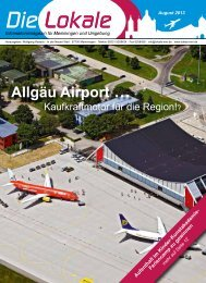 Download Ausgabe August 2013 - Lokale Zeitung Memmingen