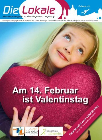 Download Februar 2013 - Lokale Zeitung Memmingen