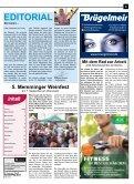 Download Ausgabe September 2013 - Lokale Zeitung Memmingen - Page 3