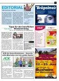 Memminger Kultursommer … - Lokale Zeitung Memmingen - Page 3