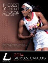 2014 Lacrosse Catalog - Longstreth.com