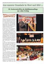 Aus unserer Gemeinde in Wort und Bild - Gemeinde Losheim am See