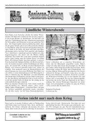 Februar 2010 - Gemeinde Losheim am See