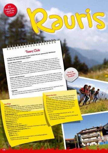 Österreich - GO Jugendreisen