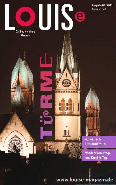 PDF-Download - LOUISe Magazin Bad Homburg
