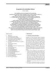 Gespräche mit Lehrkräften führen - Landesinstitut für Pädagogik und ...