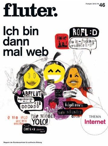 "Titel Nr. 46: ""Internet"""