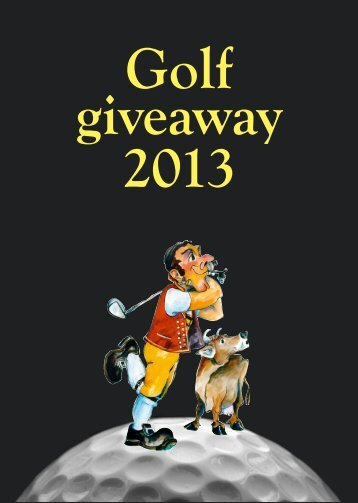 Golf giveaway 2013.pdf - Lutz Sport-Mode AG