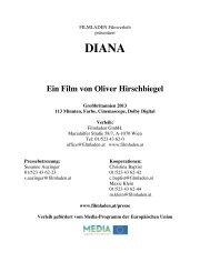 DIANA Ein Film von Oliver Hirschbiegel - Kino macht Schule
