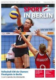 September 2013 - Landessportbund Berlin