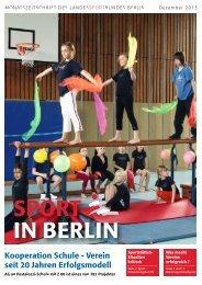 Dezember 2013 - Landessportbund Berlin