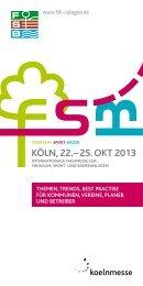 RZ-FSB Flyer Kommunen 2013-Web - LSB NRW