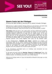 Queere Comics bei den Filmtagen - Lesbisch Schwule Filmtage ...