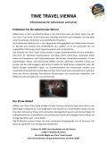 Entdecke die Geheimnisse Wiens! - Infobroschüre - Page 2