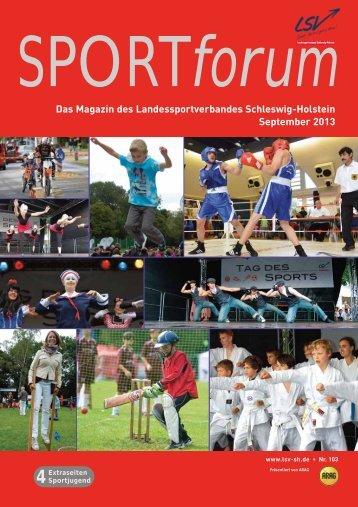 4 - Landessportverband Schleswig-Holstein